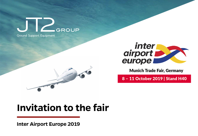 Invitation to the Inter Airport Europe 2019